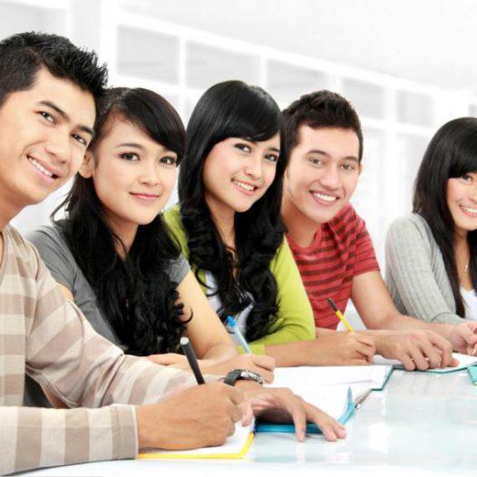 Khóa học tiếng Anh cho thiếu niên