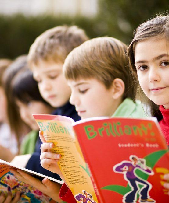Tiếng Anh dành cho học sinh tiểu học